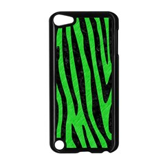 Skin4 Black Marble & Green Colored Pencil Apple Ipod Touch 5 Case (black)