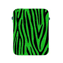 Skin4 Black Marble & Green Colored Pencil Apple Ipad 2/3/4 Protective Soft Cases