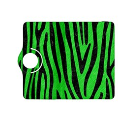 Skin4 Black Marble & Green Colored Pencil Kindle Fire Hdx 8 9  Flip 360 Case