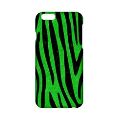 Skin4 Black Marble & Green Colored Pencil Apple Iphone 6/6s Hardshell Case