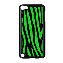 Skin4 Black Marble & Green Colored Pencil (r) Apple Ipod Touch 5 Case (black)