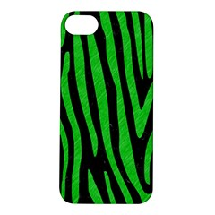 Skin4 Black Marble & Green Colored Pencil (r) Apple Iphone 5s/ Se Hardshell Case