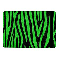 Skin4 Black Marble & Green Colored Pencil (r) Samsung Galaxy Tab Pro 10 1  Flip Case