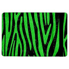 Skin4 Black Marble & Green Colored Pencil (r) Ipad Air 2 Flip