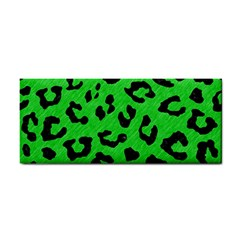 Skin5 Black Marble & Green Colored Pencil Cosmetic Storage Cases