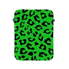 Skin5 Black Marble & Green Colored Pencil Apple Ipad 2/3/4 Protective Soft Cases