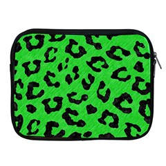 Skin5 Black Marble & Green Colored Pencil Apple Ipad 2/3/4 Zipper Cases