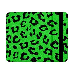 Skin5 Black Marble & Green Colored Pencil Samsung Galaxy Tab Pro 8 4  Flip Case