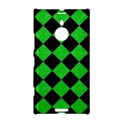 Square2 Black Marble & Green Colored Pencil Nokia Lumia 1520