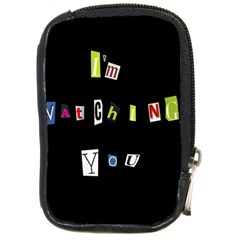 I Am Watching You Compact Camera Cases