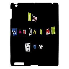 I Am Watching You Apple Ipad 3/4 Hardshell Case