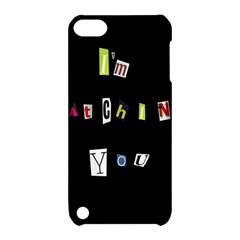 I Am Watching You Apple Ipod Touch 5 Hardshell Case With Stand