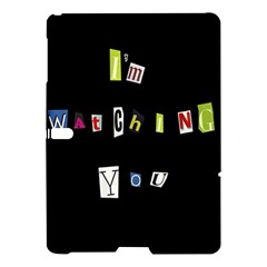 I Am Watching You Samsung Galaxy Tab S (10 5 ) Hardshell Case