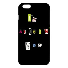 I Am Watching You Iphone 6 Plus/6s Plus Tpu Case
