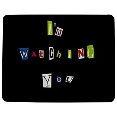 I Am Watching You Jigsaw Puzzle Photo Stand (rectangular)