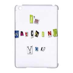 I Am Watching You Apple Ipad Mini Hardshell Case (compatible With Smart Cover)