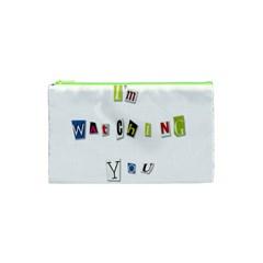 I Am Watching You Cosmetic Bag (xs)