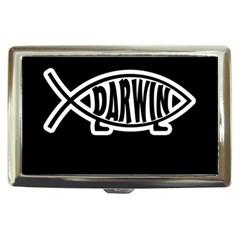 Darwin Fish Cigarette Money Cases