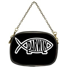 Darwin Fish Chain Purses (one Side)