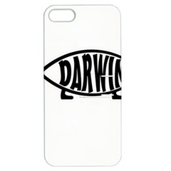 Darwin Fish Apple Iphone 5 Hardshell Case With Stand