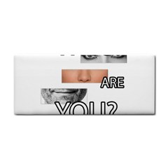 Who Are You Cosmetic Storage Cases