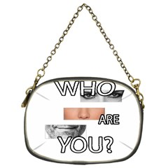 Who Are You Chain Purses (one Side)