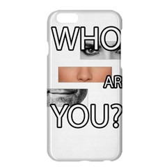Who Are You Apple Iphone 6 Plus/6s Plus Hardshell Case