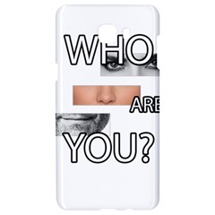 Who Are You Samsung C9 Pro Hardshell Case