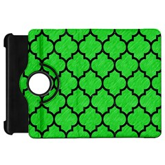 Tile1 Black Marble & Green Colored Pencil (r) Kindle Fire Hd 7