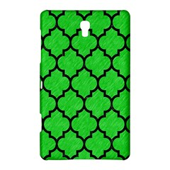 Tile1 Black Marble & Green Colored Pencil (r) Samsung Galaxy Tab S (8 4 ) Hardshell Case