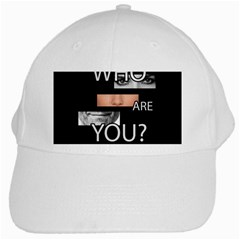 Who Are You White Cap