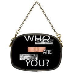 Who Are You Chain Purses (two Sides)