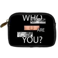 Who Are You Digital Camera Cases