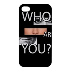 Who Are You Apple Iphone 4/4s Hardshell Case