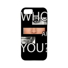 Who Are You Apple Iphone 5 Classic Hardshell Case (pc+silicone)