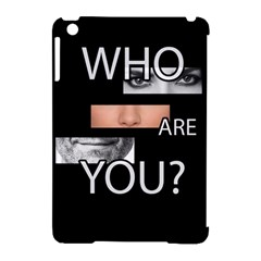 Who Are You Apple Ipad Mini Hardshell Case (compatible With Smart Cover)