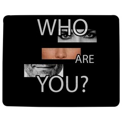 Who Are You Jigsaw Puzzle Photo Stand (rectangular)