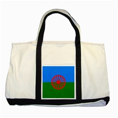 Gypsy Flag Two Tone Tote Bag