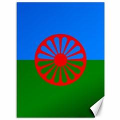 Gypsy Flag Canvas 36  X 48