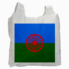 Gypsy Flag Recycle Bag (one Side)