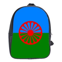 Gypsy Flag School Bag (large)