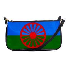 Gypsy Flag Shoulder Clutch Bags