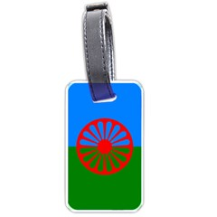 Gypsy Flag Luggage Tags (one Side)