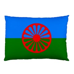 Gypsy Flag Pillow Case (two Sides)