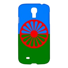 Gypsy Flag Samsung Galaxy S4 I9500/i9505 Hardshell Case