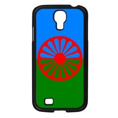 Gypsy Flag Samsung Galaxy S4 I9500/ I9505 Case (black)