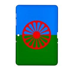 Gypsy Flag Samsung Galaxy Tab 2 (10 1 ) P5100 Hardshell Case
