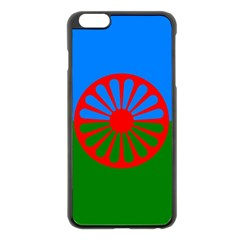 Gypsy Flag Apple Iphone 6 Plus/6s Plus Black Enamel Case