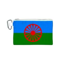 Gypsy Flag Canvas Cosmetic Bag (s)