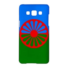 Gypsy Flag Samsung Galaxy A5 Hardshell Case